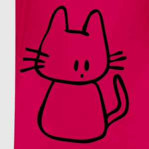 Cat - Teenage Premium T-Shirt