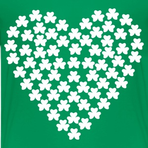 Shamrocks - Teenage Premium T-Shirt
