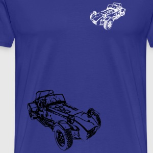 Double Caterham - Men's Premium T-Shirt