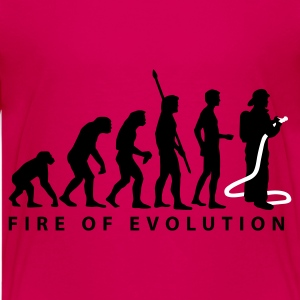 evolution_feuerwehr_2c Shirts - Teenage Premium T-Shirt
