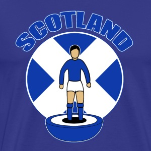 Royal blue scotland Men's T-Shirts - Men's Premium T-Shirt