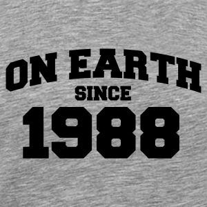 Cendre onearth1988 T-shirts - T-shirt Premium Homme