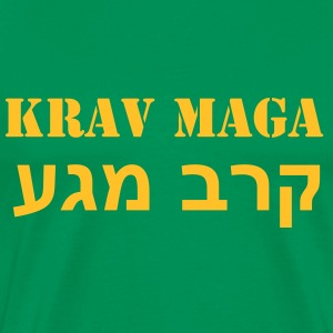 Krav Maga Training tee - Men's Premium T-Shirt