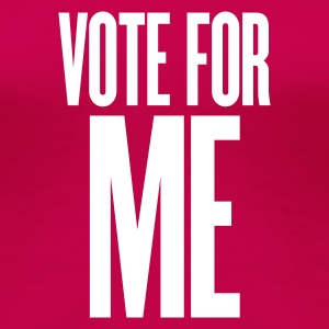 Rosa vote for me T-shirts - Premium-T-shirt dam