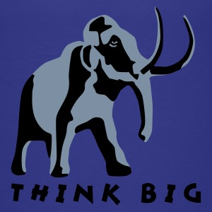 mammut_2c_think_big T-shirts - Teenager premium T-shirt