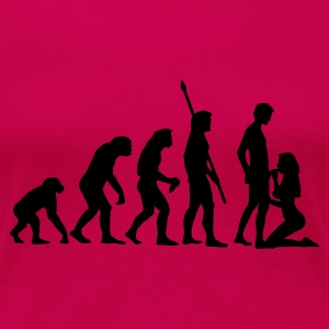 evolution_sucks_a_1c T-Shirts - Women's Premium T-Shirt