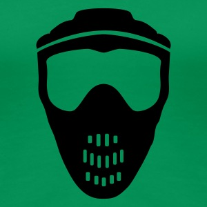 Kelly green Paintball T-Shirts - Frauen Premium T-Shirt
