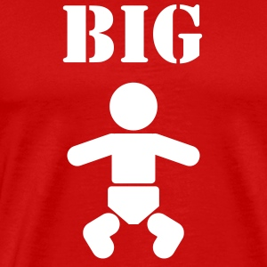 Big Baby - Premium T-skjorte for menn