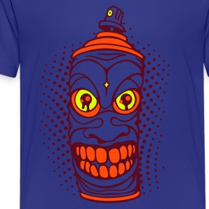 SPRAY-A-TIKI (C3 UK) - Teenage Premium T-Shirt