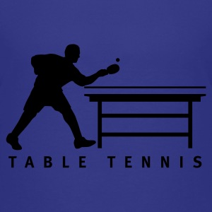 table_tennis_b_1c Shirts - Teenage Premium T-Shirt