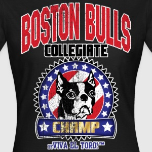 Viva El Toro! Boston Bull Champ for girls - Women's T-Shirt