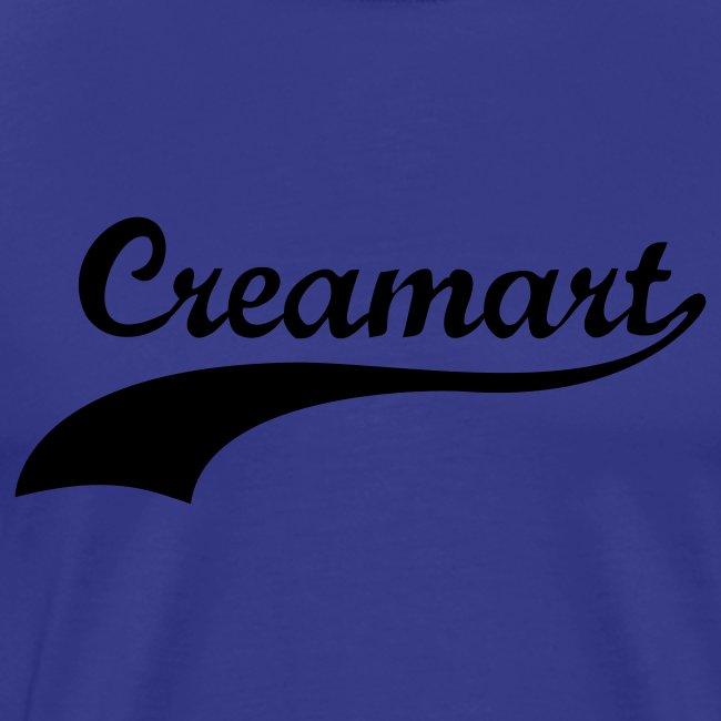 T-shirt Creamart Homme