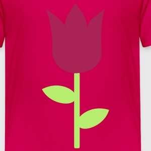 Blume Kinder T-Shirts - Teenager Premium T-Shirt