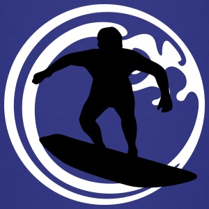 surfer_2c_d Shirts - Teenager Premium T-shirt