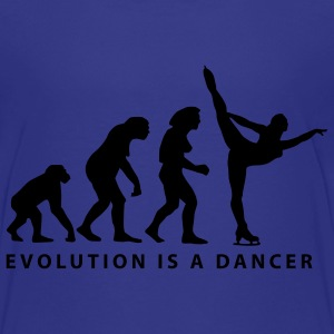evolution_eiskunst_h_1c Shirts - Teenage Premium T-Shirt
