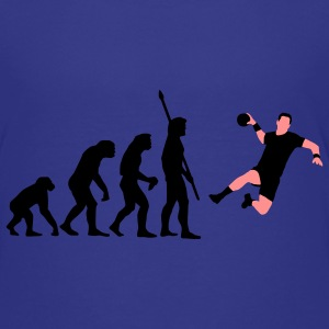 evolution_handballer_a_2c T-shirts - Teenager premium T-shirt