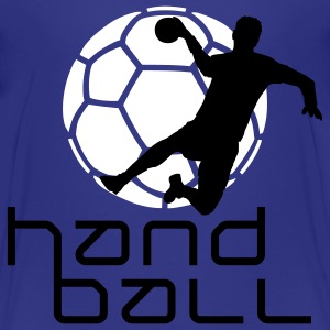 handball_f_3c Shirts - Teenage Premium T-Shirt