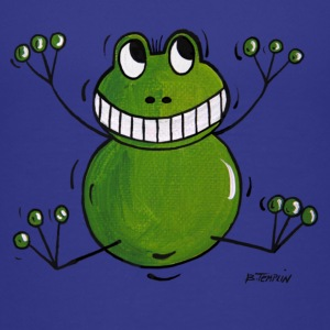 Lachfrosch Kinder T-Shirts - Teenager Premium T-Shirt