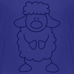 Lovely Sheep Kids' Shirts - Teenage Premium T-Shirt