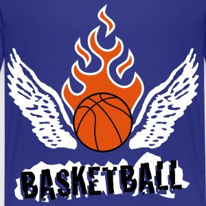 basketball_b_3c Shirts - Teenager Premium T-shirt