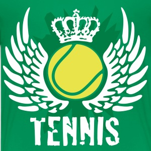 tennis_d_3c Shirts - Teenage Premium T-Shirt