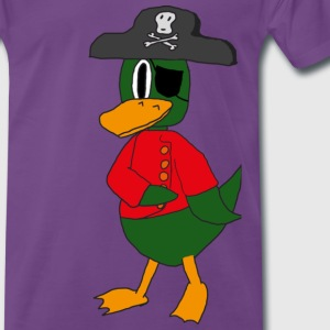 Pirates of Ducktales - Männer Premium T-Shirt