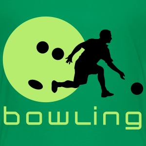 bowling_f_2c Shirts - Teenage Premium T-Shirt