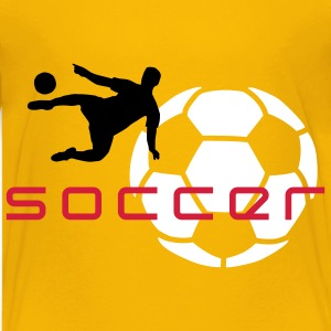 soccer_i_3c Shirts - Teenager Premium T-shirt