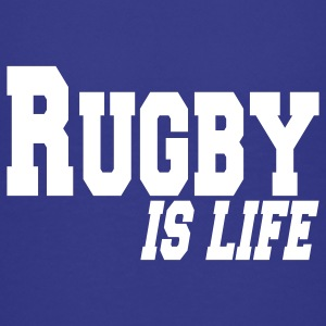rugby is life Kinder shirts - Teenager Premium T-shirt