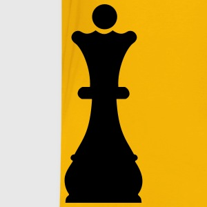 Chess Queen Børne T-shirts - Teenager premium T-shirt
