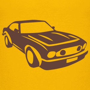 Mustang T-Shirt for Men - Teenager Premium T-Shirt