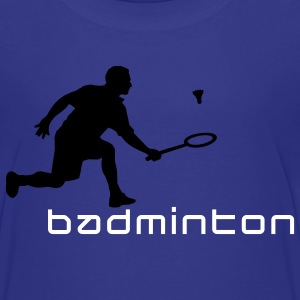 badminton_022011_zz_2c T-shirts - Teenager premium T-shirt
