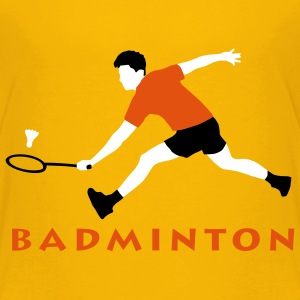 badminton_022011_q_3c Shirts - Teenage Premium T-Shirt