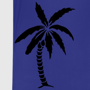 Palm Tree - Summer Barn-T-shirts - Premium-T-shirt tonåring