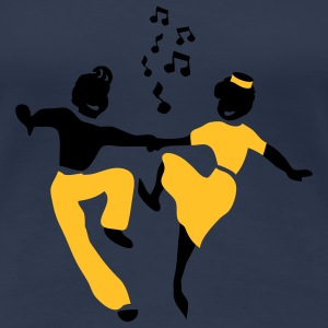 Dance by Patjila T-Shirts - Women's Premium T-Shirt