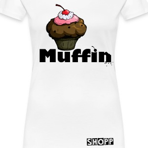 Muffin T-Shirts - Frauen Premium T-Shirt