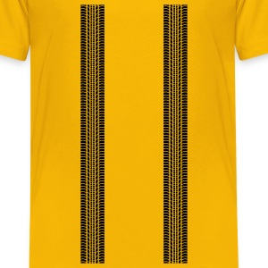 Tire Profile 2 - Teenage Premium T-Shirt