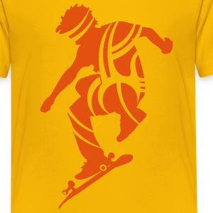 Skateboarder UK - Teenage Premium T-Shirt