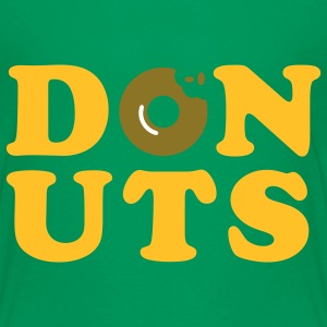 DONUTS Kinder T-Shirts - Teenager Premium T-Shirt