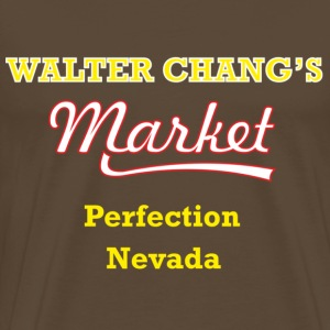 Tremors Walter Chang's Market - Men's Premium T-Shirt