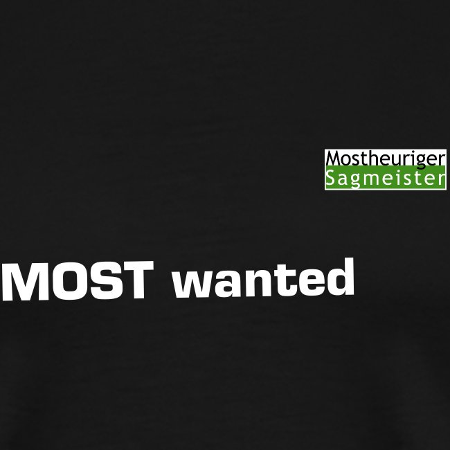 MOST wanted / Logo