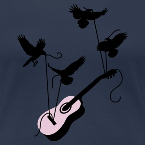 guitar T-Shirts - Frauen Premium T-Shirt