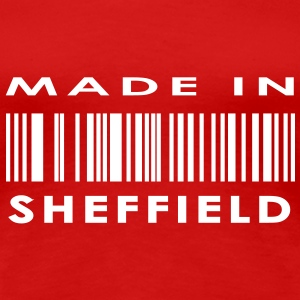 Made in Sheffield T-Shirts - Women's Premium T-Shirt