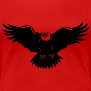 Eagle T-Shirt UK - Women's Premium T-Shirt