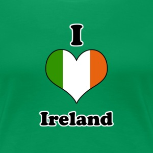 I love Ireland T-Shirts - Women's Premium T-Shirt