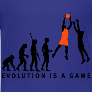 evolution_basketball_072011_d_2c Shirts - Teenager Premium T-shirt