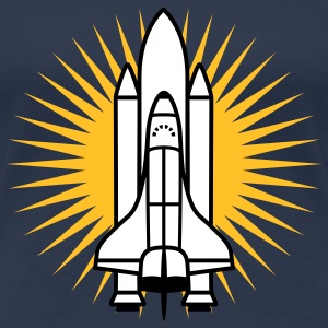 Space Shuttle | Shuttle | Star T-Shirts - Women's Premium T-Shirt