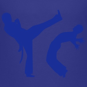 Capoeira Kinder T-Shirts - Teenager Premium T-Shirt