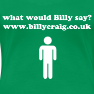 Design ~ what would Billy say Woman