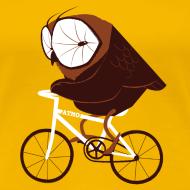 Motiv ~ Cycling Owl